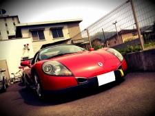 RENAULT Sport Spider LHD MTの買取