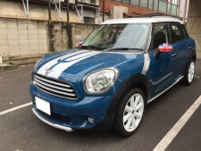 BMW MINI Crossoverの買取