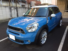 BMW MINI Cooper SD Crossover Marineの買取