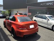 BMW 1M COUPEの買取