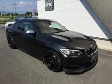 BMW M235 6MTの買取