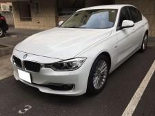 BMW 320i luxuryの買取