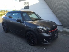 MINI   JCW PACEMAN Black Knightの買取
