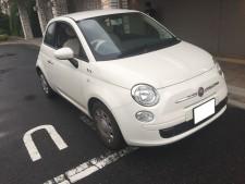 【出張査定】 FIAT 500 POP