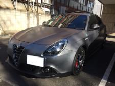 【御来店査定】 AlfaRomeo Giulietta QV Launch Edition