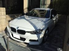 【出張査定】 BMW 320d Turing M Sport