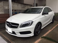 【出張査定】 Mercedes-Benz A180 Sport
