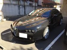 【御来店査定】 AlfaRomeo Brera 3.2JTS Q4 Skywind