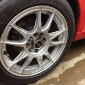 TWINGO RS TIRE