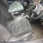 COOPER S C SEAT