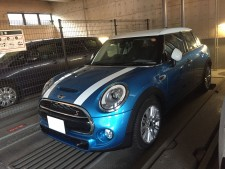 【出張査定】 BMW MINI COOPER SD