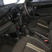 COOPER SD SEAT