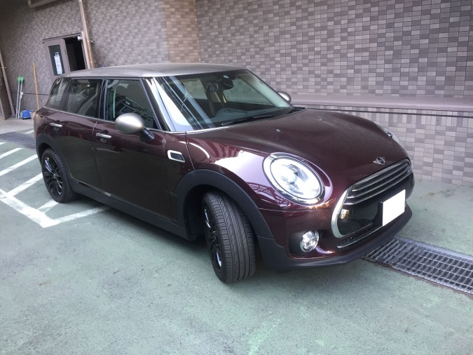 CLUBMAN FRONT
