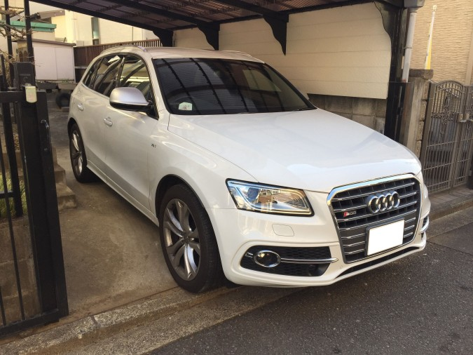 SQ5 FRONT