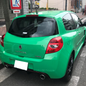 LUTECIA RS REAR