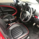 JCW CO A4 SEAT