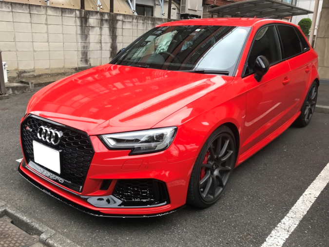 RS3 FRONT
