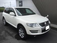 Volkswagen  Touareg V6の買取