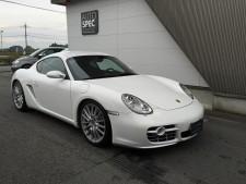 Porsche Cayman Sの買取