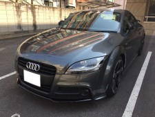 AUDI TT 1.8TFSI S-line Competitionの買取