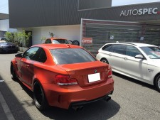 BMW 1M COUPEの買取