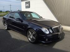Mercedes-Benz E63 AMGの買取