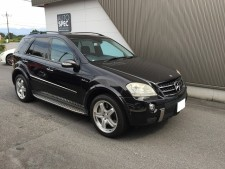 Mercedes-Benz ML63 AMGの買取