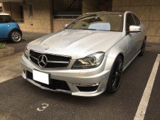 Mercedes-Benz C63 AMG Coupeの買取