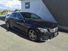 Mercedes-Benz C180 Avantgarde AMG Lineの買取