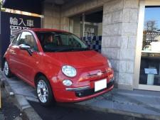 FIAT 500 1.2 SPORTの買取