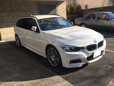 BMW 320d Turing M Sportの買取