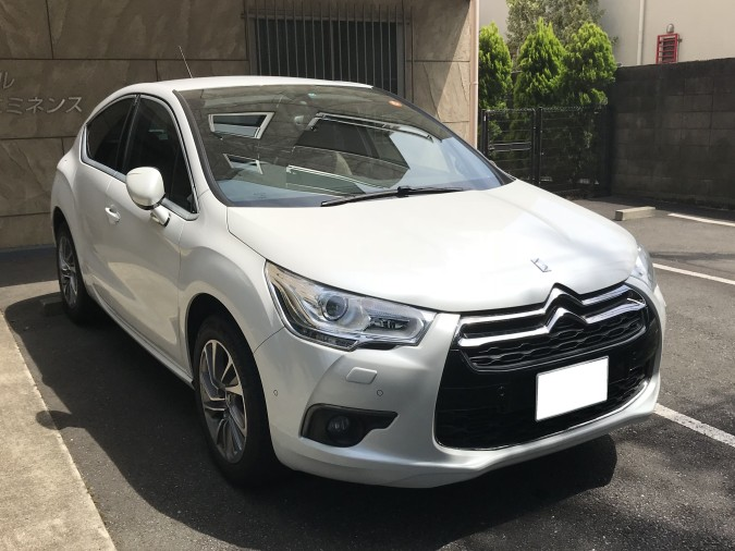 DS4 CHIC FRONT