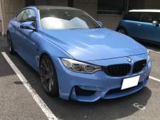 BMW M4 M DCTの買取
