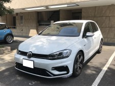 Volkswagen GOLF Rの買取
