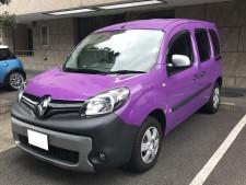 Renault KANGOO ACTIF PAYSAGEの買取