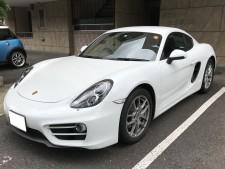 Porsche Caymanの買取