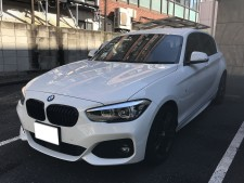 BMW 118d M sport edition shadowの買取