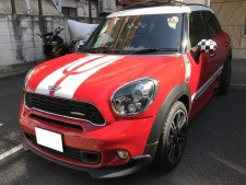 BMW MINI Crossover JCW All4の買取
