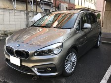 BMW 218i Active Tourer Luxuryの買取