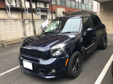BMW MINI COOPER S Crossoverの買取