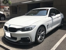 BMW 435i Coupe Msport