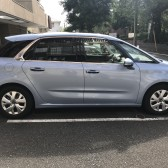 C4 PICASSO SIDE