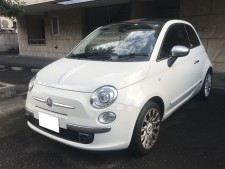FIAT 500C by Gucciの買取