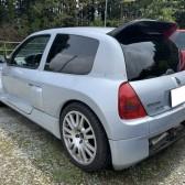 CLIO V6 REAR
