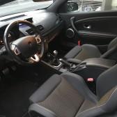 MEGANE RS SEAT