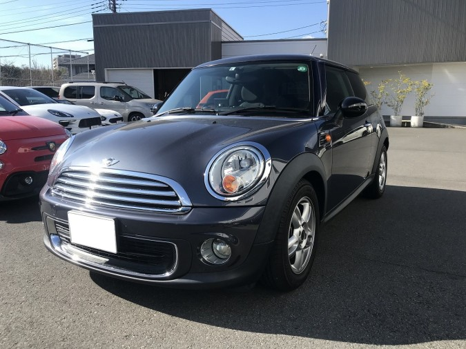MINI ONE FRONT
