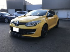 Renault MEGANE RSの買取
