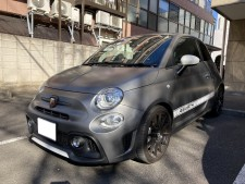 ABARTH 595 Competizione Performance Package Ⅲの買取