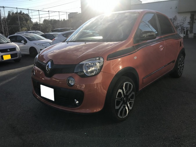 TWINGO GT FRONT