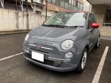 FIAT 500C VINTAGEの買取